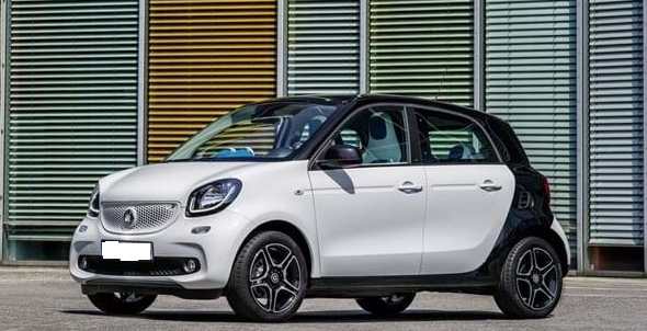 SMART FORFOUR AUT